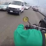 Vantagens e desvantagens de ir de mototáxi no Paraguai