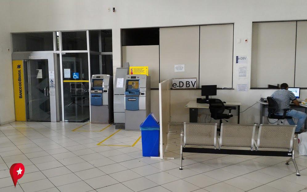 Sala de atendimento para fazer a e-DBV